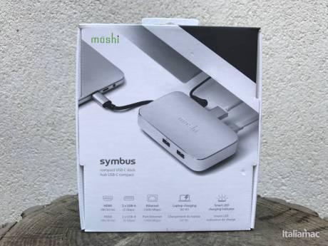 %name Symbus: Lhub USB C da tavolo di Moshi