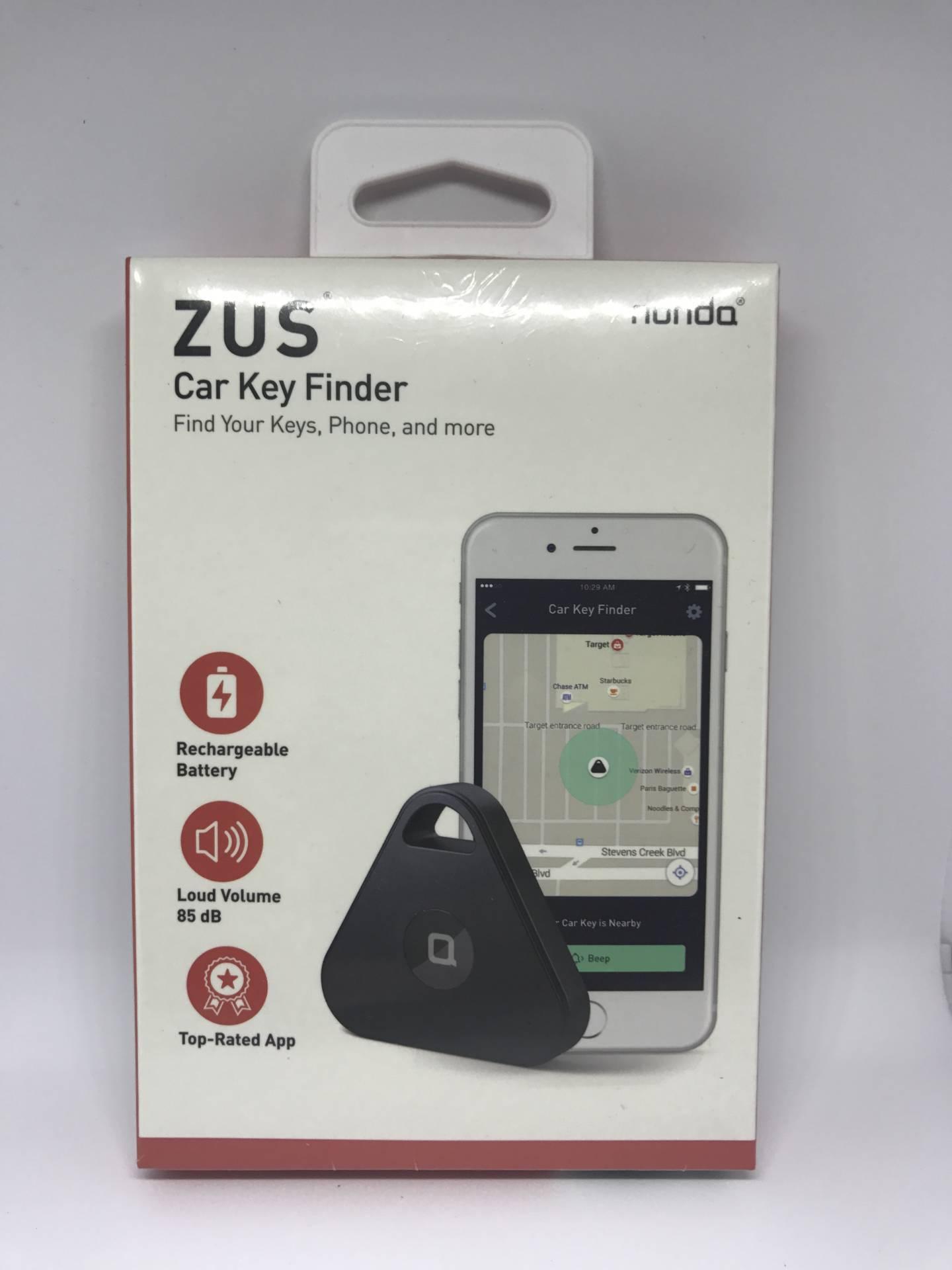%name ZUS Car Key Finder: Tracker bluetooth per trovare sempre le chiavi della macchina