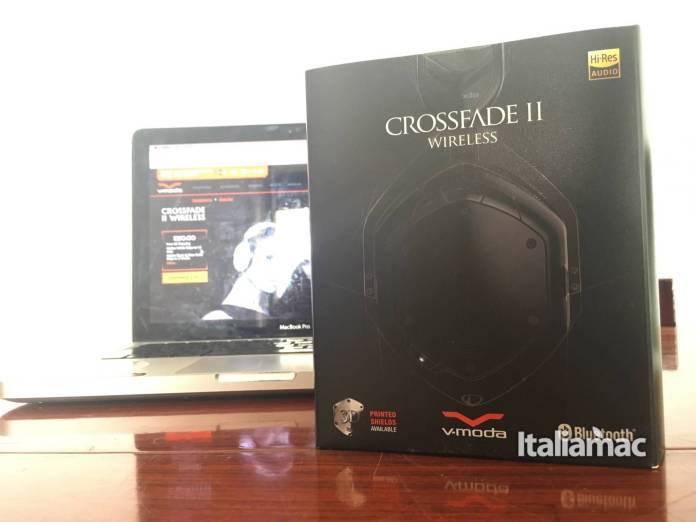 Crossfade 2 Wireless confezione