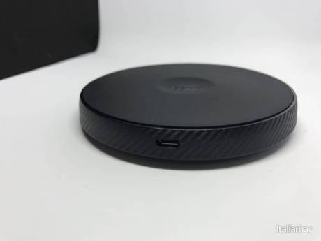 %name PowerTouch 5: Il caricabatterie wireless di Anker compatibile con i nuovi iPhone