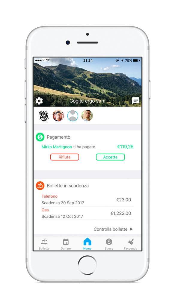www.italiamac.it roommate app per coinquilini universitari home RoomMate: app per coinquilini universitari