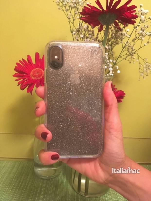 www.italiamac.it le migliori cover per iphone x sono quelle della serie presidio di speck presidio glitter speck 620x827 Le migliori cover per iPhone X sono quelle della serie Presidio di Speck