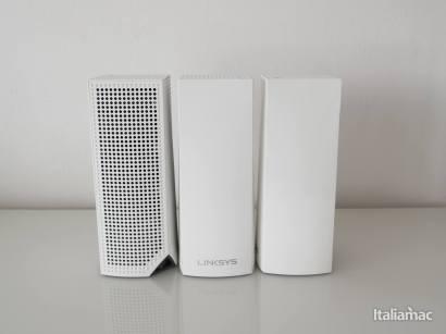 %name Linksys reinventa i router tradizionali con Velop