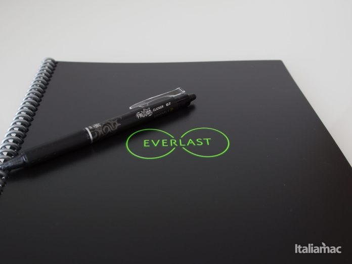 italiamac rocketbook everlast notebook with pen Rocketbook Everlast: Quando la carta incontra la tecnologia