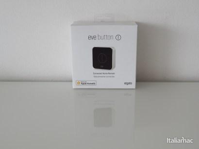 %name Eve Button: Linterruttore smart compatibile con HomeKit