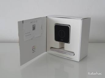 %name Eve Button: Linterruttore smart compatibile con HomeKit