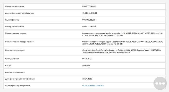 italiamac iphone ecc apr18 Nuovi documenti mostrano limminente arrivo di iPhone SE 2