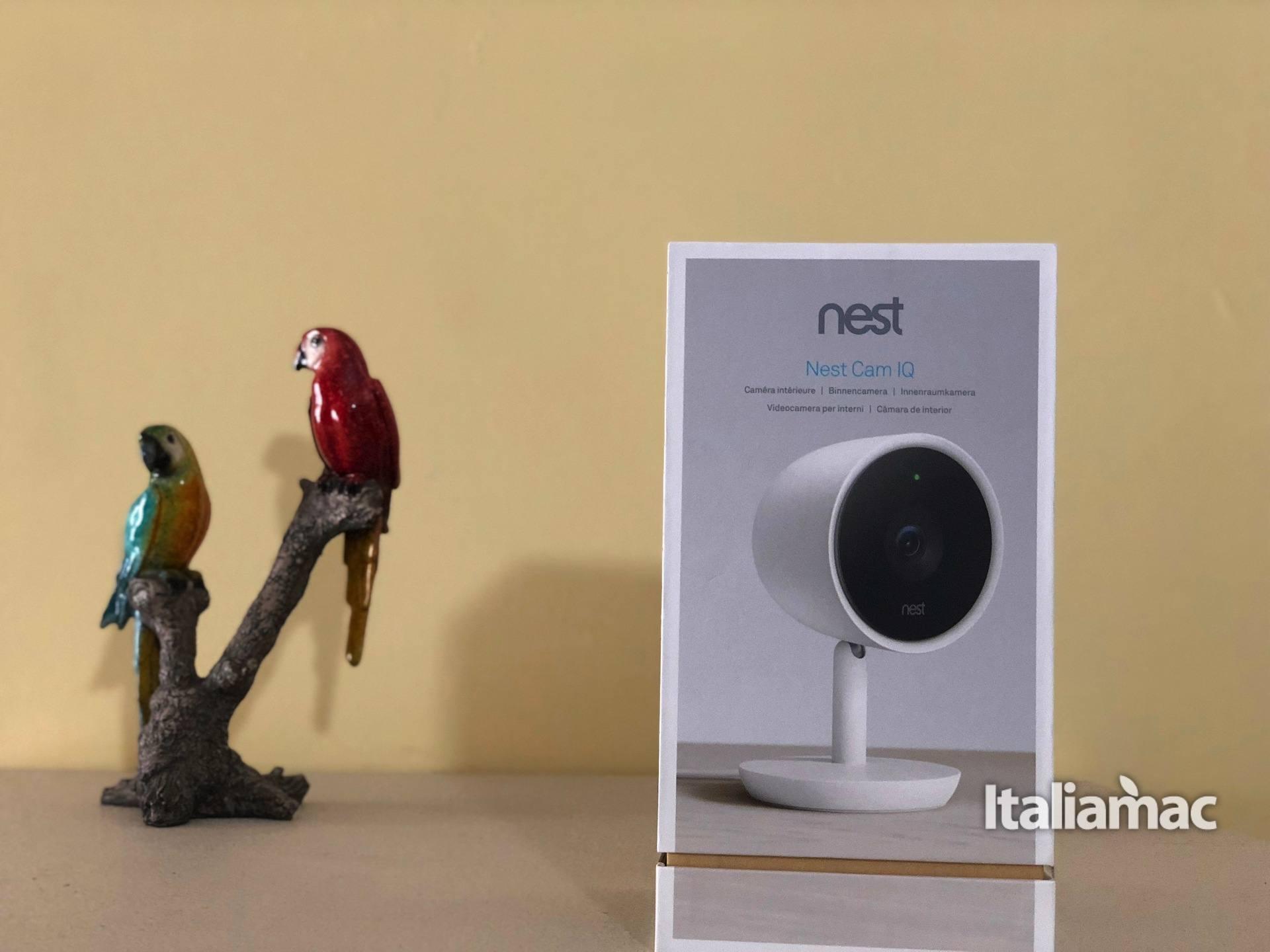 %name Nest Cam IQ, sorvegliare la propria abitazione non è mai stato cosi semplice