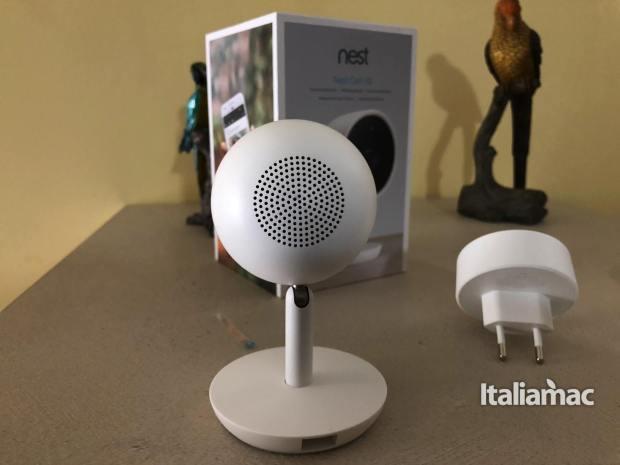 italiamac nes cam iq retro 620x465 Nest Cam IQ, sorvegliare la propria abitazione non è mai stato cosi semplice