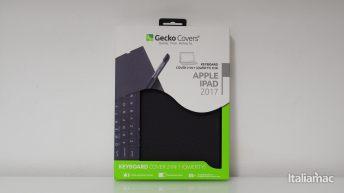 %name Gecko Covers: Tastiera Bluetooth per iPad da 9.7 2 in 1 impermeabile