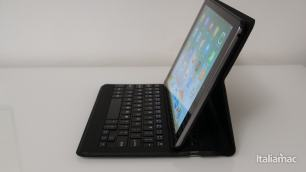 %name Gecko Covers: Tastiera Bluetooth per iPad da 9.7 2 in 1 impermeabile