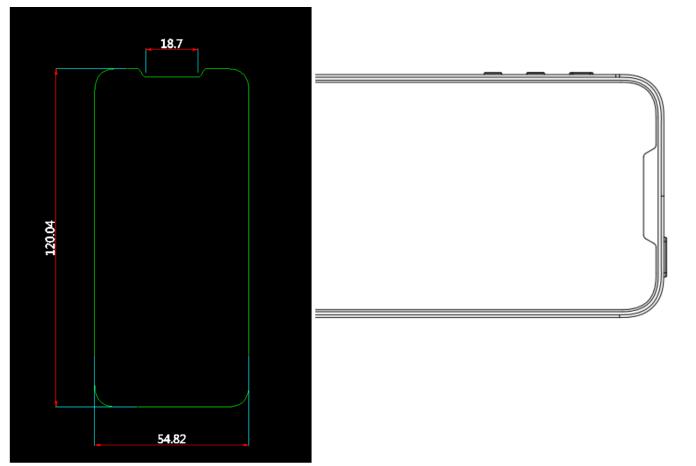 italiamac schermata 2018 05 10 alle 19.25.23 Olixar: iPhone SE 2 avrà lo stesso display di iPhone X ma più piccolo