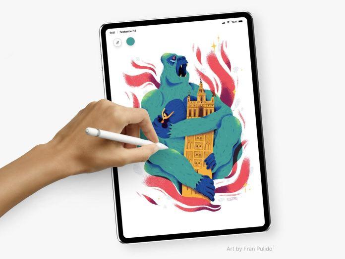 italiamac ipad pro concept pabesio 2 iPad Pro X: un concept del prossimo iPad basato su iPhone X