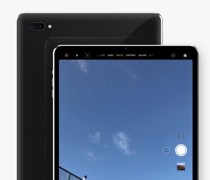 italiamac ipad pro concept pabesio 3 iPad Pro X: un concept del prossimo iPad basato su iPhone X