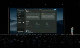 %name Presentato macOS 10.14 Mojave con Dark Mode