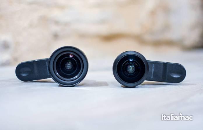 italiamac lente wide grandangolare per iphone sandmarc Lenti Sandmarc per iPhone: Macro, Wide e Fisheye, tre lenti per tre prospettive diverse