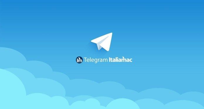 italiamac telegram italiamac canale 1024x546 Segui Italiamac su Telegram, news a portata di touch