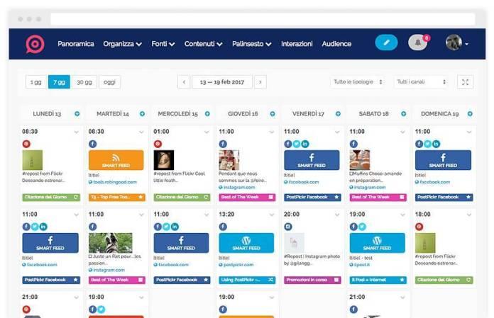 italiamac italiamac postpickr calendario home PostPickr: Per gestire tutti i social network in un unico posto