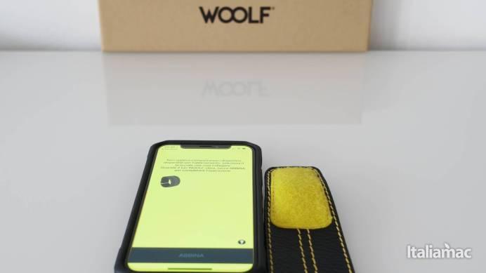 %name WOOLF: Il bracciale Italiano anti autovelox, tutor e postazioni mobili