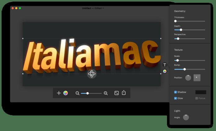 italiamac schermata 2018 08 31 alle 10.37.36 Letters: Mac app per creare testi personalizzati