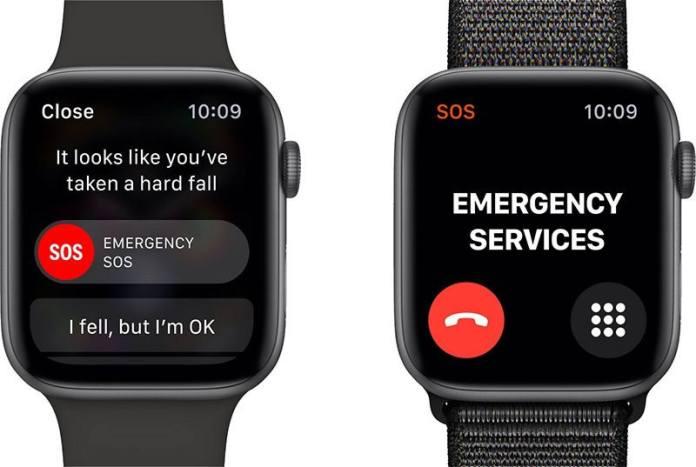 italiamac applewatchseries4falldetection 800x537 Rilavemento Caduta di Apple Watch si attiva solo se siete over 65