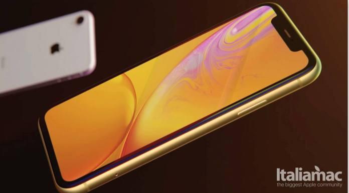 italiamac nuovo new apple iphone xr 13 1024x568 20 foto del nuovo Apple iPhone XR, in 6 colori
