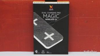 %name Caricabatterie Dual e Single Pad Wireless di Xtorm