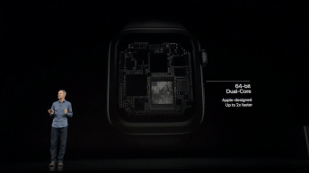%name Apple presenta Apple Watch Serie 4 da 40mm e 44mm