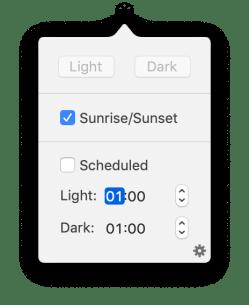 italiamac schermata 2018 09 27 alle 08.23.06 NightOwl: Lapp che attiva e disattiva in automatico la Dark Mode