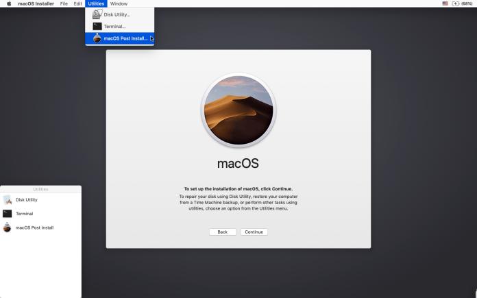 italiamac step10 Come installare macOS Mojave sui Mac non supportati