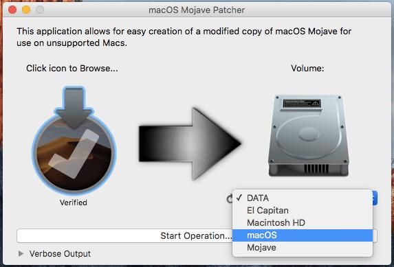 italiamac step4 Come installare macOS Mojave sui Mac non supportati