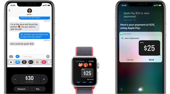 italiamac ios 12 apple pay cash Apple Pay Cash potrebbe sbarcare in Europa molto presto