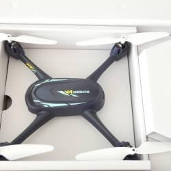Hubsan X4 Desire Pro Drone inside