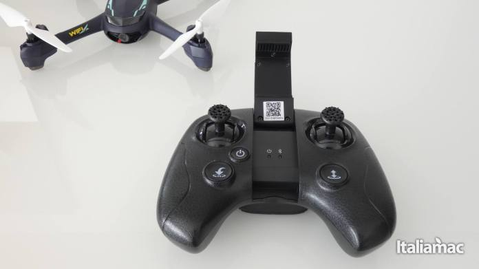 italiamac p1010095 Hubsan X4 Desire Pro: Drone con FPV controllabile da iPhone