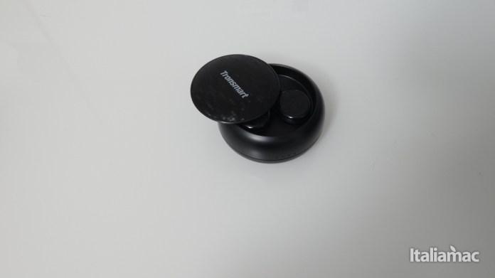 italiamac p1010241 Tronsmart Spunky: Le cuffie con bluetooth 5.0 e cancellazione del rumore