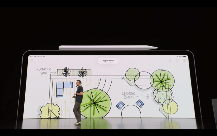 italiamac schermata 2018 10 30 alle 15.56.13 Apple presenta i nuovi iPad Pro e la nuova Apple Pencil