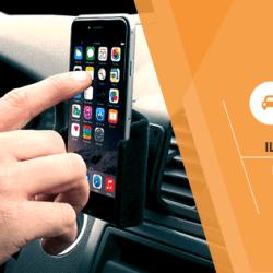 %name Brodit, il supporto rivoluzionario per auto pensato per il proprio iPhone