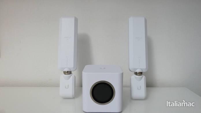 italiamac amplifi hd front out box AmpliFi HD: Il sistema di mesh Wi Fi in grado di coprire fino a 2.000mq