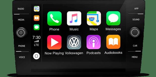 italiamac gti 18 620x305 Siri compatibile con le Volkswagen negli USA grazie a Car Net