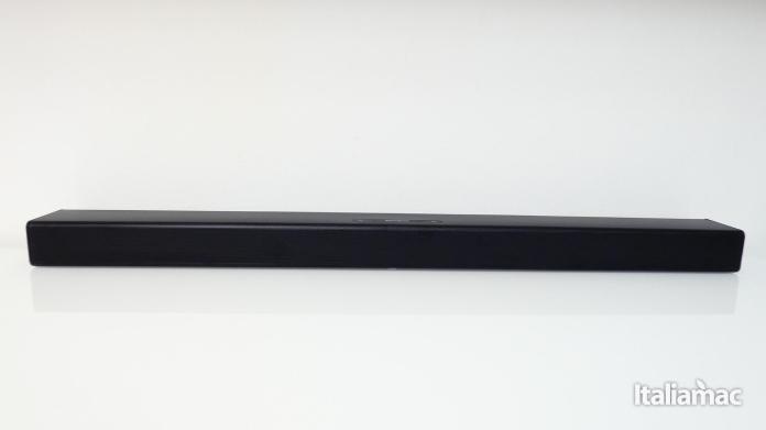 italiamac p1010294 Soundcore Infini la soundbar potente con subwoofer integrati
