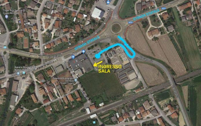italiamac mappa soul coworking italiamac museum 1024x644 Apple Special Event in diretta su maxi schermo a Muzzana (UD)
