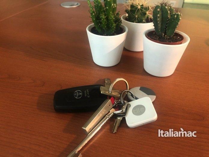 tile mate chiavi