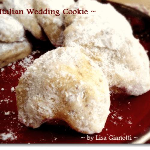 Italian Wedding Cookie Recipe   EASY and Authentically Italian!