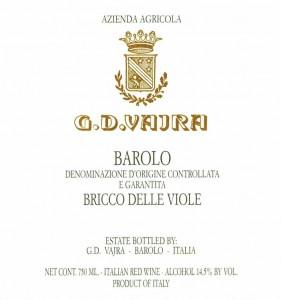 G.D.Vajra-Barolo-Bricco-Viole