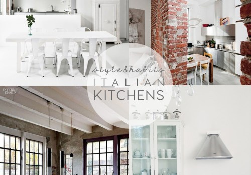 italian kitchen designs