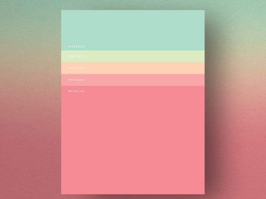 minimalist color palette, minimalist palette, minimalist poster design