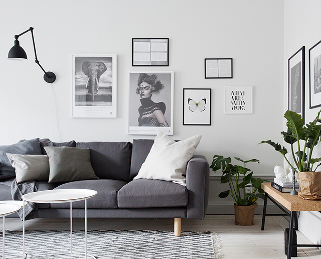 10ideas-to-steal-from-scandinavian style interiors- ITALIANBARK - interiordesignblog- green at home