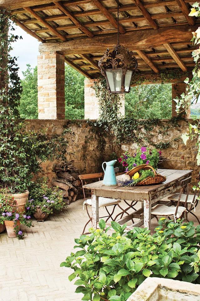 Italian Style Interior Design Home Garden