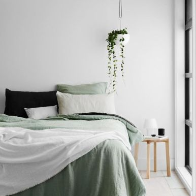 Cozy Bedroom Design Inspirations Bed Italianbark Interior Blog Green