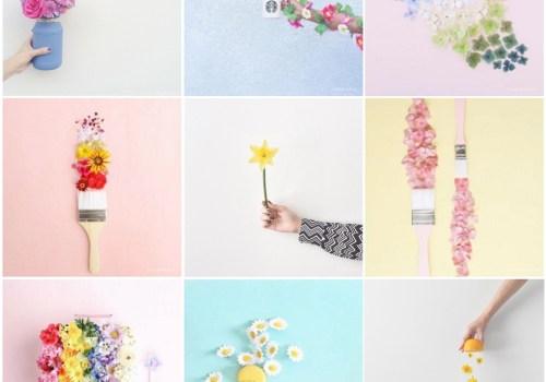 flowers on instagram, best instagram flowers, instagram best, designtime, instagram pastels, spring instagram, ITALIANBARK interior design blog